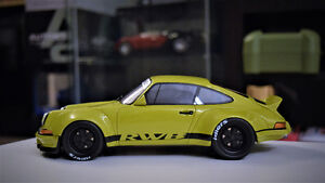 1/18 GT Spirit RWB Porsche 911 (930) - Yellow