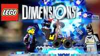 Looking of Lego dimension for wii u