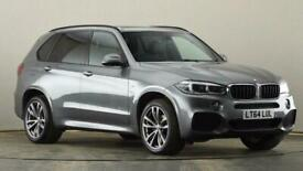 image for 2014 BMW X5 xDrive30d M Sport 5dr Auto [7 Seat] SUV diesel Automatic