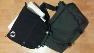 Bugaboo satchel Baby Bag with Black Change Mat Cover