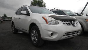 2012 Nissan Rogue S Xtronic AWD, Totally Loaded,Certified
