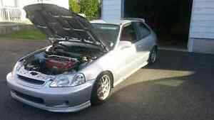 Honda civic b16a2