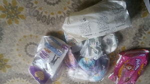 FREE leftover diapers range 2T-5T