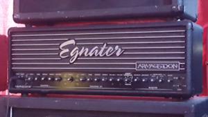 Egnator 'Armageddon' 120watt tube head