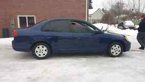 Reduced for quick sale - 2003 Honda Civic Manual