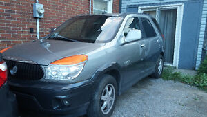 2003 Buick Rendezvous SUV, Crossover-Cobourg, ON