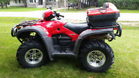 Honda TRX 500 Foreman 4X4 with Power Streering