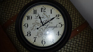 Horloge murale