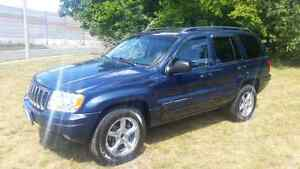 Cert & E-tested  02 Jeep Grand Cherokee Limited