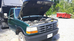 1997 Ford F-350  Roll of Truck Kawartha Lakes Peterborough Area image 2