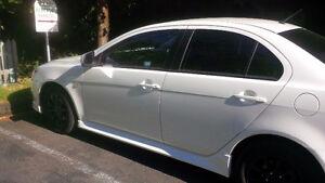 2014 Mitsubishi Lancer Sedan