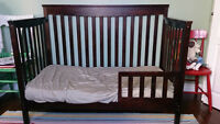 Baby/Toddler Bed & Dresser