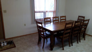 Fully Furnished Walk-Out Basement Suite & All Included