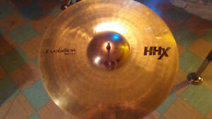 Sabian HHX Evo. Crash 18