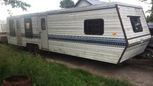 Gutted 35' or 38' Dutchman trailer