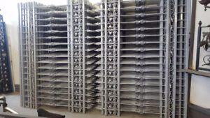 Railing sections for sale