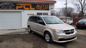 2012 Dodge Grand Caravan SE I LOW LOW KMS I 1 Year Waranty