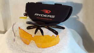 BIKING GLASSES by RYDERS