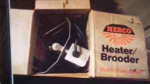 Heater / Brooder