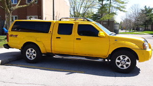 2003 Nissan Frontier - great working condition