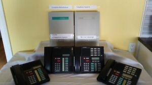 NORTEL PHONE SYSTEMS and Telephones