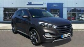 image for 2017 Hyundai Tucson 1.7 CRDi Blue Drive Sport Edition 5dr 2WD Diesel Estate Esta
