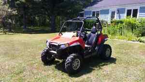 RZR 800s and utility trailer