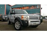 LAND ROVER DISCOVERY 3 SE TDV6 7 SEAT 4X4 HIGH SPEC FACTORY OPTIONS NEW TYRES
