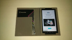 Kobo vox e-reader 7 inch - Excellent condition
