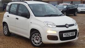Fiat Panda 1.3Multijet ( 75bhp ) ( s/s ) Easy - 2012 - PX - SWAP - DELIVERY