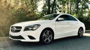 Benz 2016 Cla250 4matic  21000km. New!!!