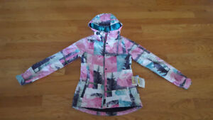 Women's Volcom Insulated Winter/Snowboard Jacket