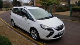 2014 (64) Vauxhall Zafira Tourer 2.0CDTi 16v auto ONLY 24,000 MILES