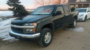 2004 Chevrolet Colorado 4x4 NEW SAFETY