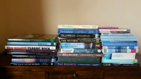 Collection of 30 Mountain books