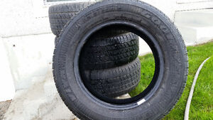 Good Year M&S tires