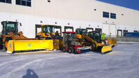 Wheel Loader/Skid Steer Operators Needed For Snow Removal