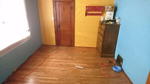 Room for rent / no cats