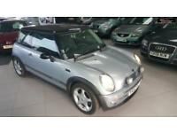 MINI HATCH COOPER Silver Manual Petrol, 2002 FULL SERVICE