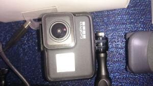 GoPro Hero 7Black and accessories
