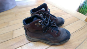 Kids Timberland Hiking Boots - Size 12