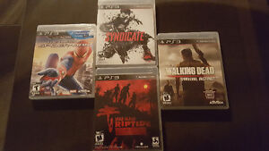 4 Playstation 3 Games For Sale