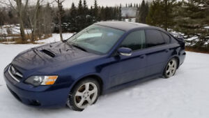 2005 Subaru Legacy GT turbo for sale - excellent condition