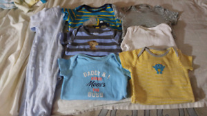 Carter's Baby Boy Clothing Lot!!!
