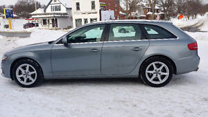 2009 Audi A4 2.0T Avant Wagon - Pano Roof! Rare Find! Kitchener / Waterloo Kitchener Area image 2