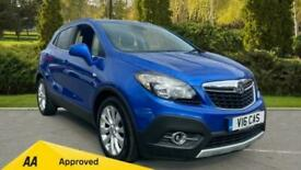 image for Vauxhall Mokka 1.4T SE 5dr - Front/Rear Parki Hatchback Petrol Manual