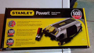 "Power Inverter by Stanley ""Powerit"""
