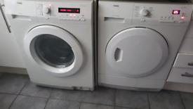 AEG Washing machine and tumble dryer--FOR SALE--COLLECTION ONLY!!