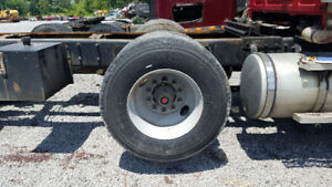 Hendrickson lift axle