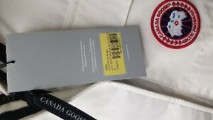 Canada Goose Expedition Parka, North Star White
